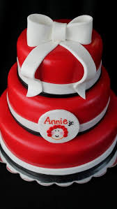 Annie Jr Cake Made This For My Daughters Drama Club Cast Party