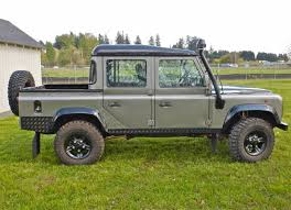 Defender 110 Crew Cab - Cars & Trucks - By Owner - Vehicle ...