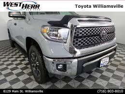 100 West Herr Used Trucks 2019 Toyota Tundra For Sale In Orchard Park NY Auto Group