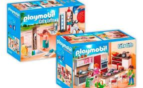 playmobil 9268 9 modernes wohnhaus set 4 2er set playmobil