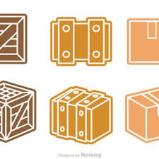 Free Vector Box And Crate 26672