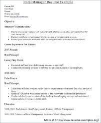 Housekeeping Resume Sample Elegant Samples Assistant Cv