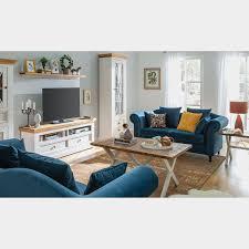 sofa york 2 sitzer petrol samtstoff 185x84x79