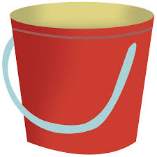 Pail Clipart At GetDrawings Transparent Beach Bucket