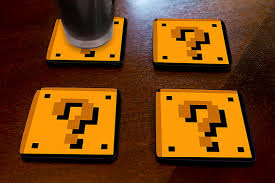 Mario Bros Question Block Lamp by Question Block Archives Global Geek News
