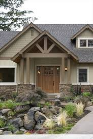 Craftsman Style Floor Plans Bungalow by Best 25 Craftsman Ranch Ideas On Pinterest House Plans House