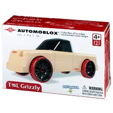 Automoblox® Mini T15L Grizzly – PlayMonster