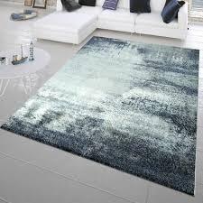 vintage teppich brush used optik schnörkel wohnzimmer grau