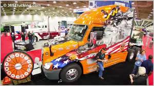 Gats Great American Trucking Show 2015 Dallas Texas Part 2 ...