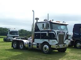 100 Cabover Truck For Sale Peterbilt 351 S Classic Semi Trucks For