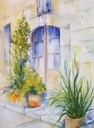 Brush Strokes Spring Watercolor Palette