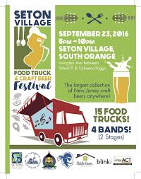 Irvington Halloween Festival Attendance by Third Annual Seton Village Food Truck And Craft Beer Festival