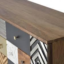 vintage sideboard des ursprünglichen entwurfs für wohnzimmer in mango holz minuccio