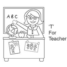The T For Teacher