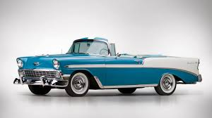 1956 Chevrolet Bel Air Convertible Wallpapers & HD Images - WSupercars