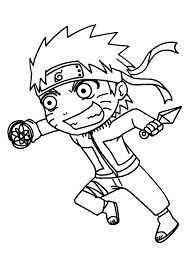 Naruto Coloring Pages Coloring Pages Coloriage Dessin