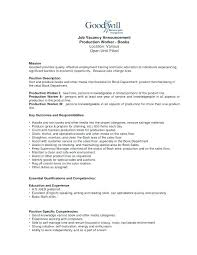 Manufacturing Job Resume Pharmaceutical Sales Sample Technician