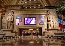 Luxor Casino Front Desk by Las Vegas Luxor Luxor Hotel Casino Las Vegas