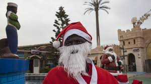 Countries That Dont Celebrate Halloween by The Magic Of Christmas In Dakar Senegal A 95 Muslim Country