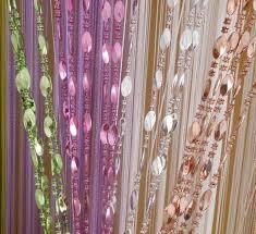 Natural Bamboo Beaded Door Curtain by Door Curtains Beaded U0026 17 Best Ideas About Hanging Door Beads On