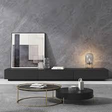 licht luxus tv schrank moderne minimalistischen villa möbel