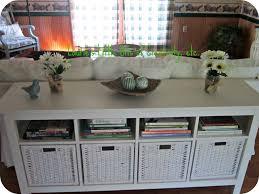 Narrow Sofa Table Australia by Hemnes Sofa Table White La Musee Com