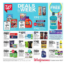 Walgreens Weekly Ad July 7 - 13, 2019 | OLCatalog.com ... New 7k Walgreens Points Booster Load It Now D Care Promo Code Lakeland Plastics Discount Expired Free Year Of Aarp Membership With 15 Pharmacy Discount Prescription Card Savings On Balance Rewards Coupon For Photo September 2018 Sale Coupons For Photo Books Samsung Pay Book November Universal Apple Black Friday Ads Sales Doorbusters And Deals Taylor Twitter Psa