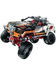 100 Lego Technic Monster Truck LEGO 4x4 Crawler At John Lewis Partners
