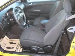 100 G5 Interior Ebony 2007 Pontiac Standard Model Photo 39120920