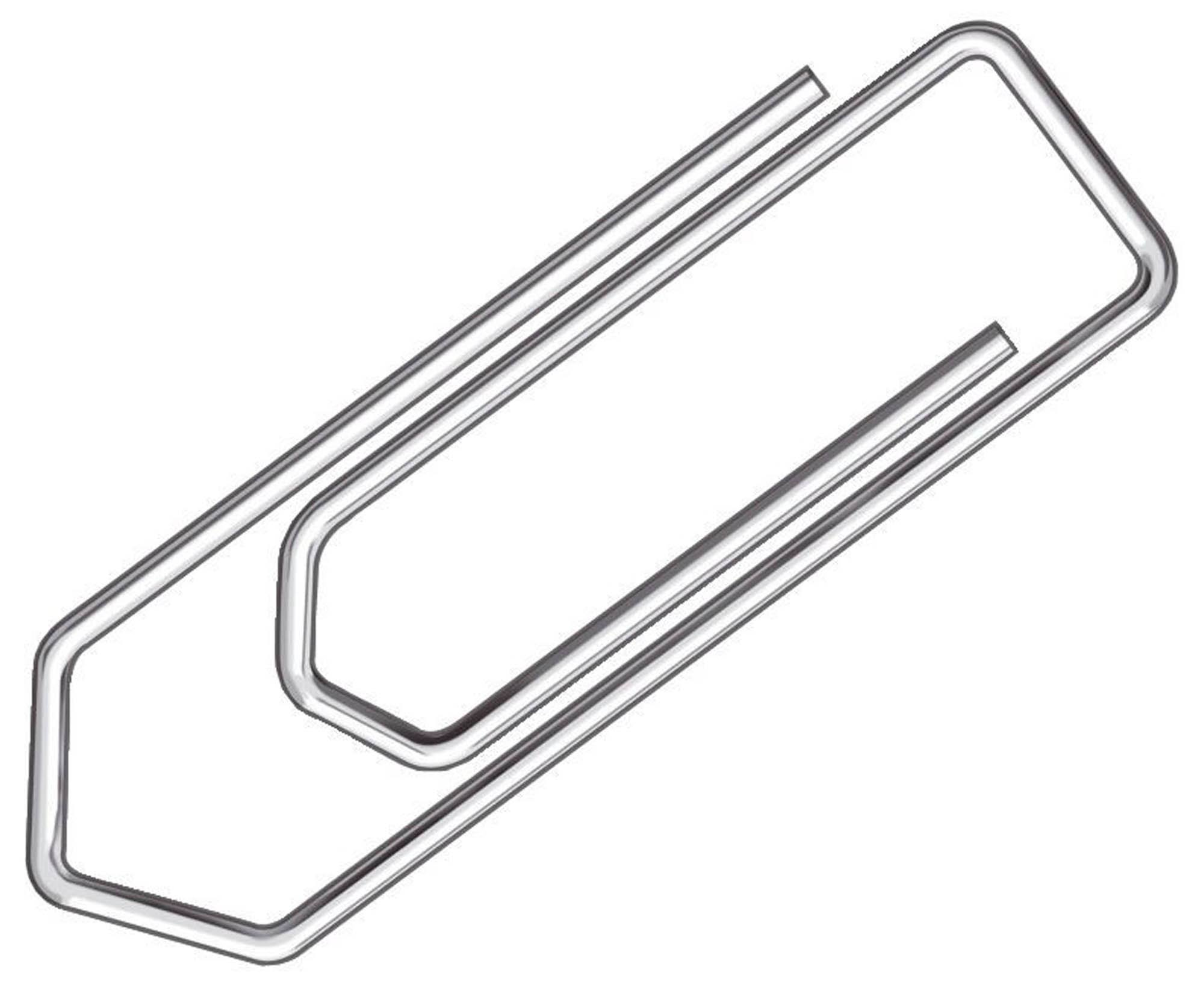 Q-Connect Paperclip 32mm No Tear 100 Pack