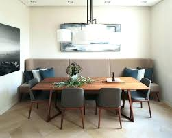 Dining Table Booth Banquet Set Banquette Bench Seating With Kitchen Corner Modern