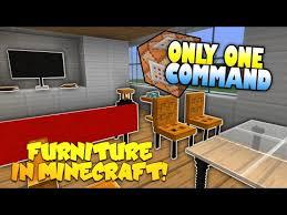 ▷ Furniture In Minecraft NO MODS