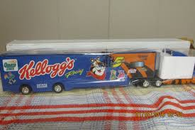 KELLOGGS TOY TRUCK Tractor Trailer Hendrick Motorsports Terry   Etsy Very Htf Revell Ford Aeromax 106 Cventional Model Truck Kit 124 Nib Amt Usa 125 Scale Fruehauf Flatbed Trailer Plastic 002 Trumpeter 135 Df21 Ballistic Missile Launcher Scaled Marmon Stars And Stripes American Sdv Plastic Model 187 H0 Praga With V3s Pad S Rmz Scania Container 164 Pla End 21120 1106 Am 1200scale 6cm Long Architectural Model Plastic Miniature Aoshima 132 Shines Deco Truck Led New Goods Revellkit 07524 Scania 143m Truck With Trailer Amazoncom Snap Tite Freightliner Aurora Kits Wwwtopsimagescom Big Rig White Classic Bonnet Semi Tractor