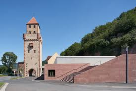 100 Architecture Depot Mainzer Tor Museum City Archive And Youth Center