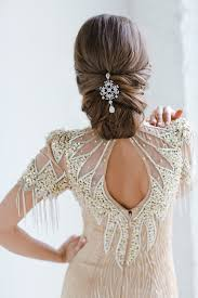 Absolutely Stunning Winter Bridal Hairstyles Dresses And Makeup Ideas
