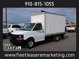 100 Commercial Box Trucks For Sale 2014 Used Chevrolet G3500 Express Truck 12 Foot Truck With