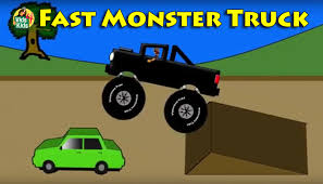 Vids4kids Tv Monster Truck Builder Part 9 Youtube, Monster Truck ...