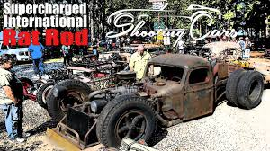 100 Rat Rod Semi Truck Supercharged The Story Of Billy Joes Insane Custom