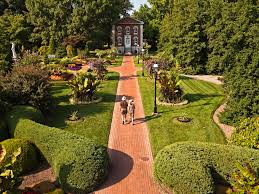 The Most Beautiful Botanical Gardens in the U S s Condé