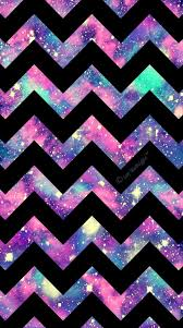 Unicorn Galaxy Starbucks Wallpaper Elegant Cute Chevron IPhone Android I Created For The App