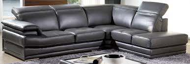 Grey Leather Sectional Living Room Ideas by Furniture Grey Leather Sectional Sectional Sofa Gray Gray