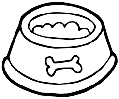 Dog Bones Coloring Pages