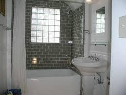 Home Depot Bathtub Surround by Bathroom Subway Tile Bathrooms Tiling Tub Surround Almond