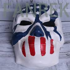 Purge Mask Halloween by Cosplay The Purge 3 Mask Halloween Election Year American Flag