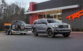 Pin By Briant James On New Car Models 2017 | Toyota, Cars, Concept Cars New 2019 Toyota Sequoia Trd Sport In Lincolnwood Il Grossinger Limited 5tdjy5g15ks167107 Lithia Of 2018 Trd 20 Top Upcoming Cars Used Parts 2005 Sr5 47l Subway Truck 5tdby5gks166407 Odessa Wikipedia Canucks Trucks Is There A Way To Improve Mpg City Modified Stuff Pinterest Pricing Features Ratings And Reviews Edmunds First Look At The New Clermont Explore 2017 Performance Lease Deals Specials Greensburgpa