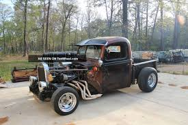100 Rat Rod Trucks Pictures 1946 Ford Truck