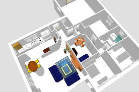 amenagement salon cuisine amnagement cuisine salon trendy projet d amnagement salon design