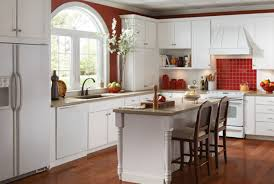 Thermofoil Kitchen Cabinets Online by Kitchen Cabinets Michigan