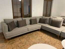 wohnzimmer komplett set neu sofa sideboard esstisch stühle