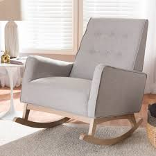 Baxton Studio Marlena Mid-Century Modern Greyish Beige Fabric Upholstered  Whitewash Wood Rocking Chair, Beige, 1, Mid-Century, Medium Wood, Fabric ... Glyss Foam Rocking Chair Knightsbridge Fniture Tamela Inserts And Covers For Arrow Print Amazoncom Dj_siphraya Fashioned Patio Deck W 1960s Rocking Chair In Bishopsworth Bristol Gumtree Mandaue Stuff At Calpe Oak Cnc Project Kerf Designed By Boris Goldberg Wamana Tool Industrial Router Bits Vintage Scandart Teak Danish Retro Mid Century Checkers Black White Checkered Cushions Latex Fill